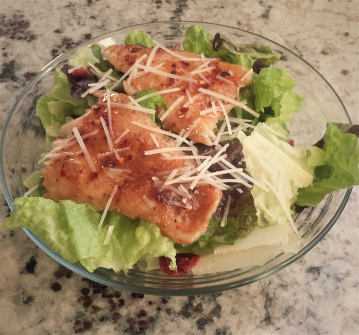 Easy swai fish salad eatersrendezvous for Is it safe to eat swai fish
